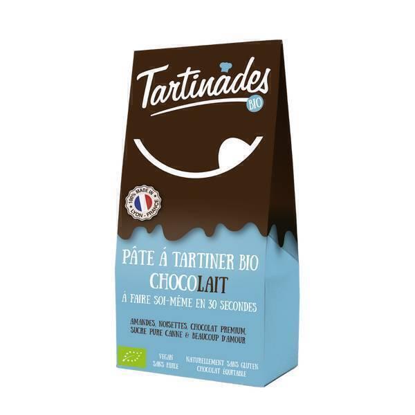 P te tartiner maison bio chocolait 150g tartinades acheter sur - Pate a tartiner maison bio ...