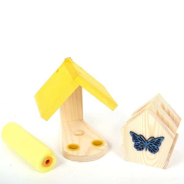 Kit enfants maison papillon wildlife world acheter sur for Lumiere maison exterieur