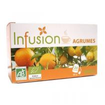 Biotechnie - Infusion Agrumes 20 sachets