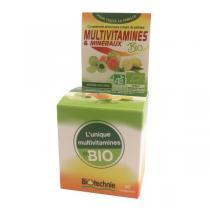 Biotechnie - Multivitamines et Minéraux 30 comprimés