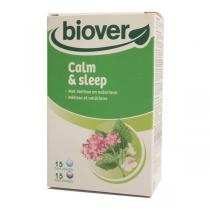 Biover - Calm & sleep 15 dragées