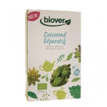 Biover - Infusion Dépuratif 20 sachets