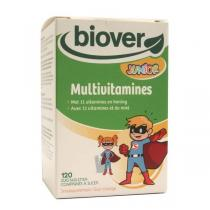 Biover - Junior Multivitamines 120 comprimés