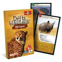 Bioviva - Défis Nature - Animaux d'Afrique - Dès 7 ans