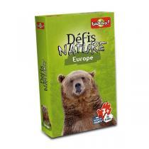 Bioviva - Défis Nature - Animaux d'Europe - Dès 7 ans