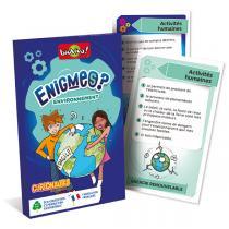 Bioviva - Enigmes L'environnement - Dès 7 ans