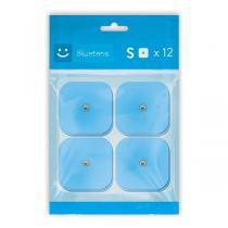 Bluetens - Pack de 12 électrodes taille S pour électro-stimulateur