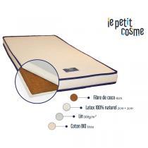 Cosme Literie - Matelas Bébé en latex Le Petit Cosme 60 x 120cm