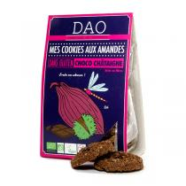 Dao - Cookies Amandes Chocolat Châtaigne Sans Gluten 90g