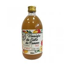 Ecovinal - Vinaigre de Cidre de Pomme pure bio 50cl