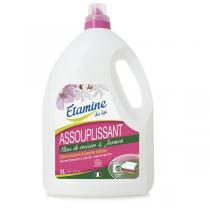 Etamine du Lys - Assouplissant fleur de cerisier & jasmin 3L
