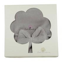 Eveil & Nature - Cape de bain + Gant - Iris