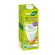 Evernat - Nutri Amande Protéines boisson végétale amandes