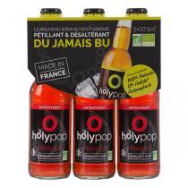 Holypop - Holypop Hibiscus tripack - 3 x 27,5cl
