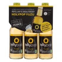 Holypop - Holypop Yuzu 3 x 27,5cl