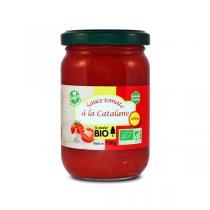 Le Petit Bio - Sauce tomate bio à la catalane 190g