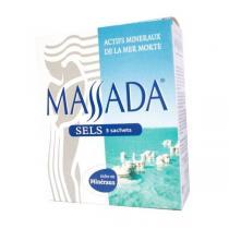 Massada - Sel de la Mer Morte 3x200g