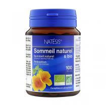Natésis - Sommeil naturel & bio 100 gélules