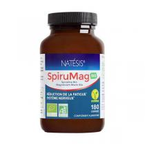Natésis - SpiruMag 180 comprimés