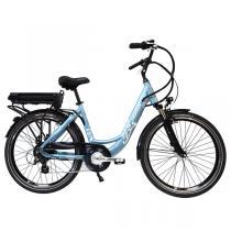 Neomouv - Vélo électrique Carlina Madre 13Ah - Edition limitée Bleu
