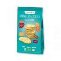 Organica - Mini crackers maïs quinoa 50g