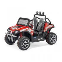 Peg Perego - Polaris Ranger RZR - Buggy 2 places 24 volts - Dès 6 ans