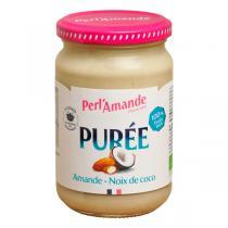 Perlamande - Purée Amande Coco bio 280g