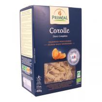 Priméal - Pâtes Corolle demi complètes 400g