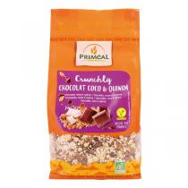 Priméal - Crunchly Chocolat Coco Quinoa 365g