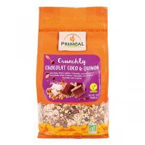Priméal - Crunchly chocolat coco & quinoa 365g