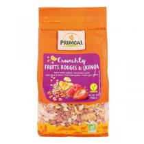 Priméal - Crunchly Fruits rouges Quinoa 365g