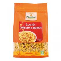 Priméal - Granola Curcuma Quinoa 450g
