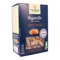 Priméal - Pâtes Rigatelle demi complètes 400g