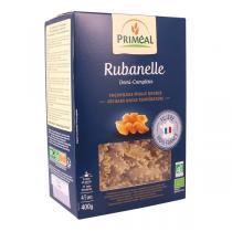Priméal - Pâtes Rubanelle demi complète 400g