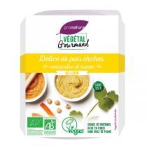 Végétal Gourmand - Délice de pois chiches cumin coriandre lupin 150g