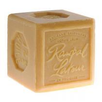 Rampal Latour - Savon de Marseille traditionnel Cube 600g