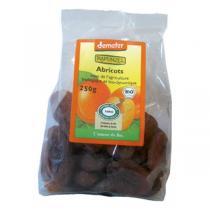 Rapunzel - Abricots secs entiers dénoyautés Demeter 250g