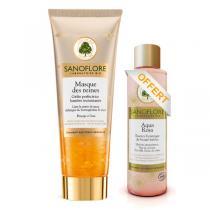 Sanoflore - Masque des reines 75ml + 1 Aqua rosa 50ml offert