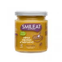 Smileat - Petit pot bébé Ragoût d'haricots dès 8 mois 230g