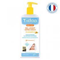 Tidoo - Gel Lavant Ultra Doux Bio 2 en 1 au Calendula 475ml