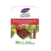 Végétal Gourmand - Gourmets haricots noirs quinoa et poivrons 2x90g