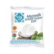 Via Bio - Mozzarella di Bufala 125g