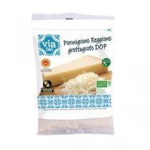 Via Bio - Parmesan AOP râpé 30% MG 70g