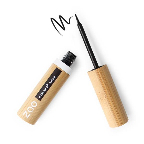 Zao MakeUp - Eyeliner feutre 066 Noir intense