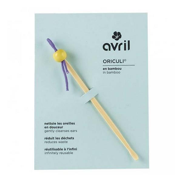 Avril - Oriculi Cure-oreilles écologique