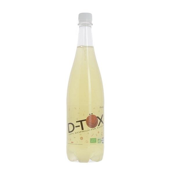 D-Töx - Boisson Kombucha Elixir 1L