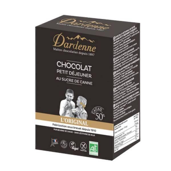 Dardenne - Chocolat en poudre petit déjeuner 400g