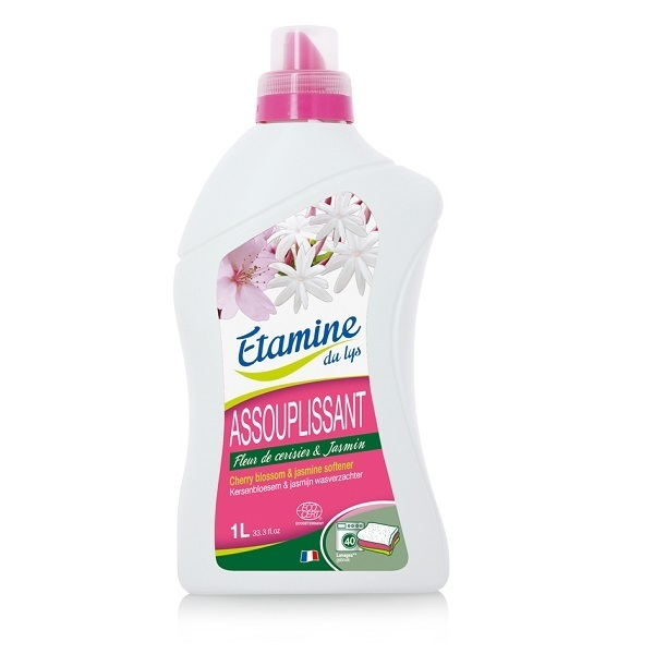 Etamine du Lys - Assouplissant fleur de cerisier & jasmin 1L