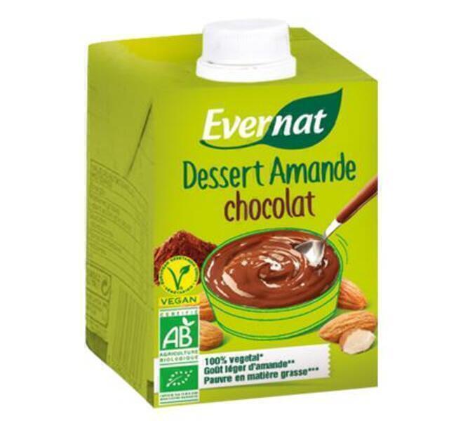 Evernat - Dessert amande chocolat UHT