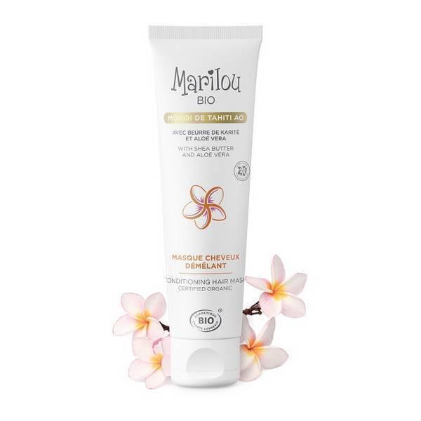 Marilou Bio - Masque cheveux démêlant huile de Monoï 150ml